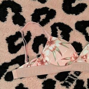PINK Victoria's Secret Intimates & Sleepwear - Pink by Victoria's Secret Wireless Push-Up Bra
